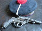 revolver 1873 de marine