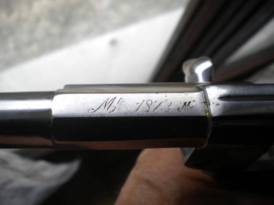 Rajout d'un M sur le canon