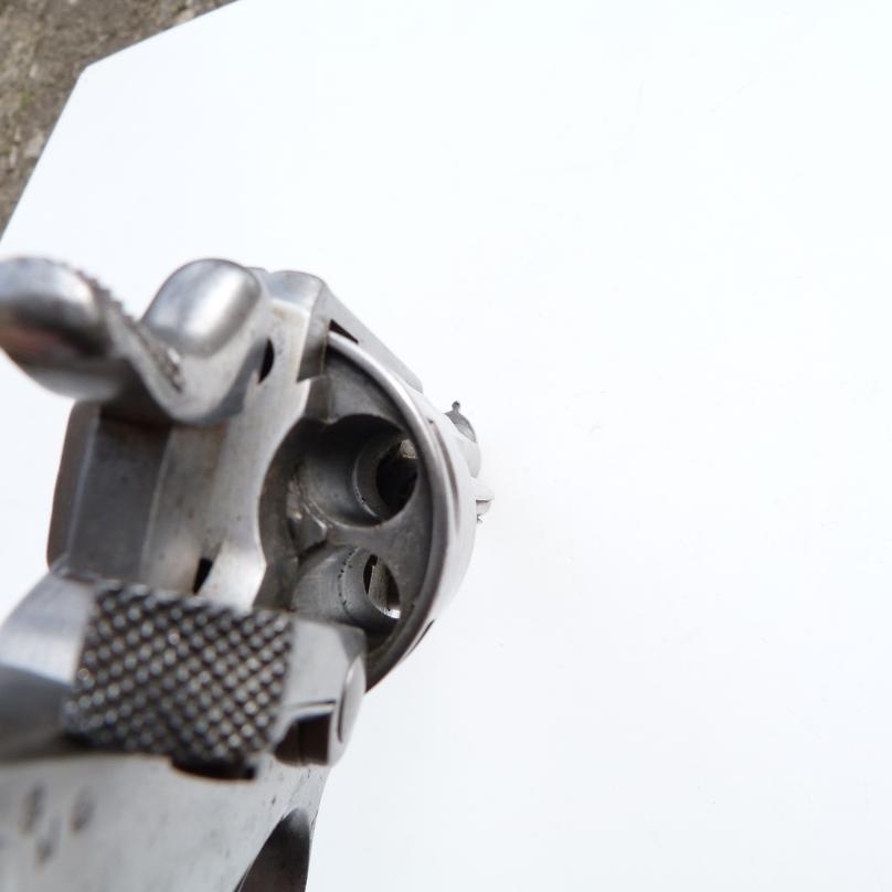 barillet d'un revolver modèle 1873 de marine avec drageoir unique