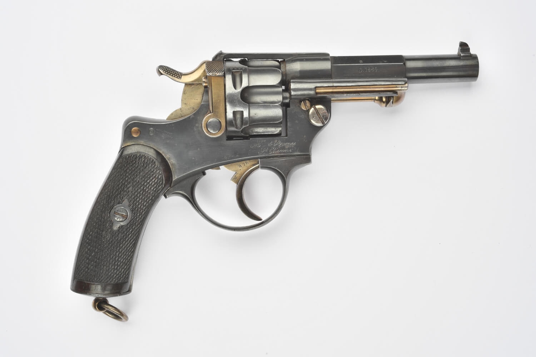 Revolver modèle 1874 de marine