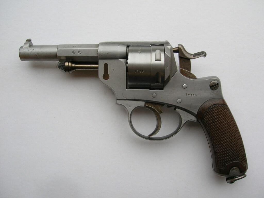revolver mle 1873 de marine