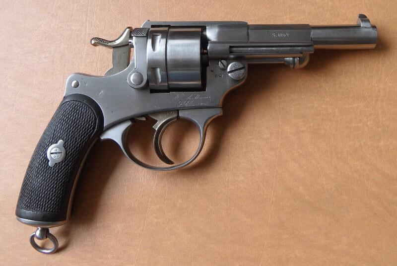 Revolver 1873 de marine 12mm