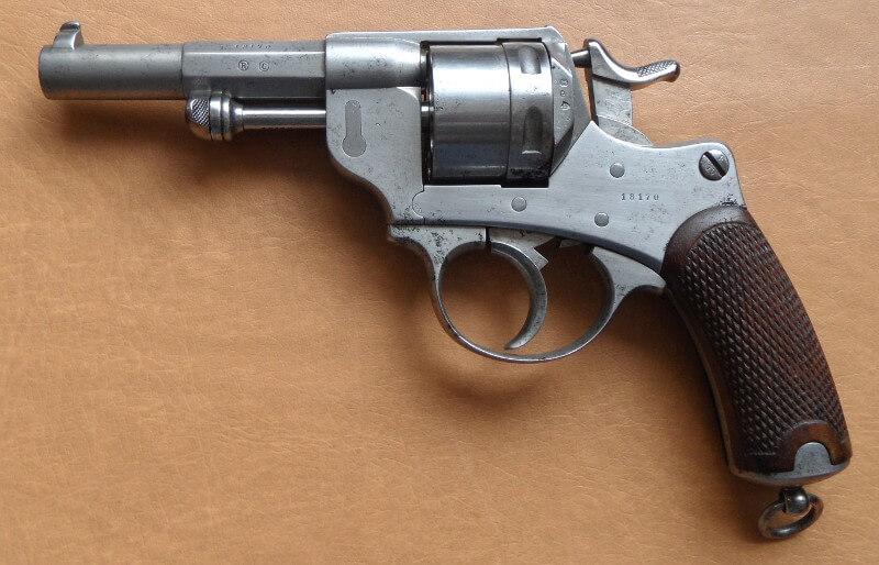 Revolver 1873 de marine 11mm
