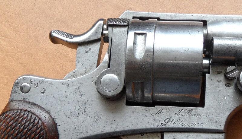 Marquage de la Manufacture d'armes de Saint Etienne