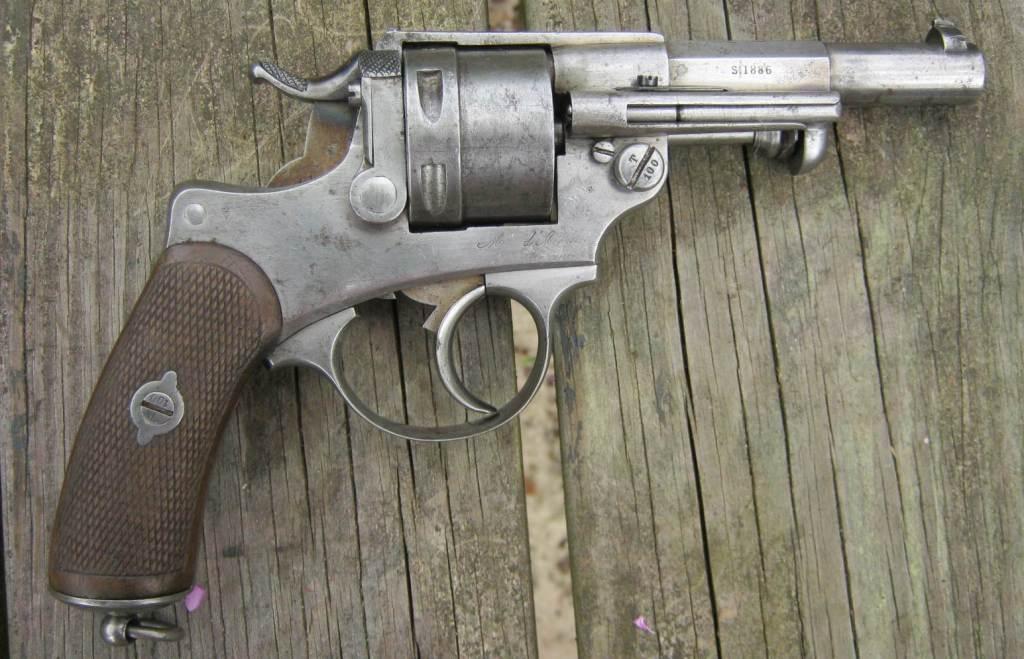 Revolver 1873 en 22 LR