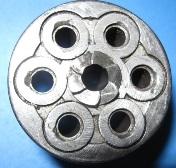 Revolvers èle 1873 modifiés