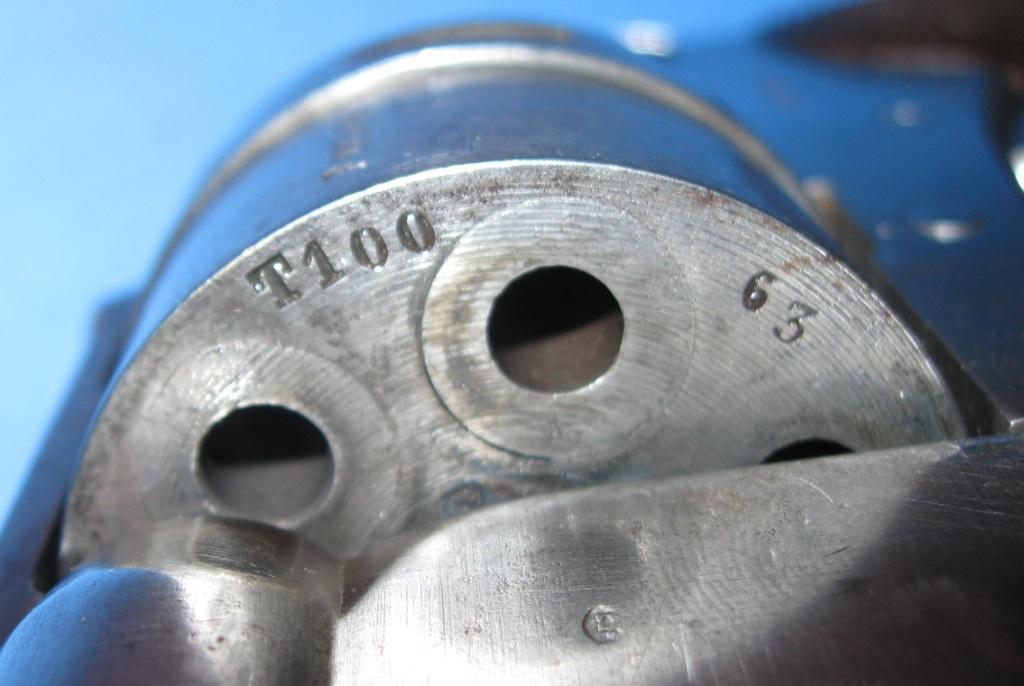 Inserts 22LR barillet 1873