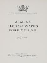 Josef Alm: Arméns Eldhandvapen förr och nu