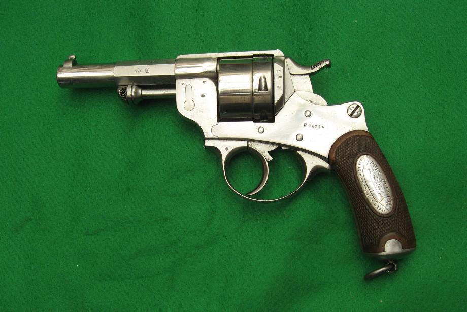 revolver 1873 prix de tir