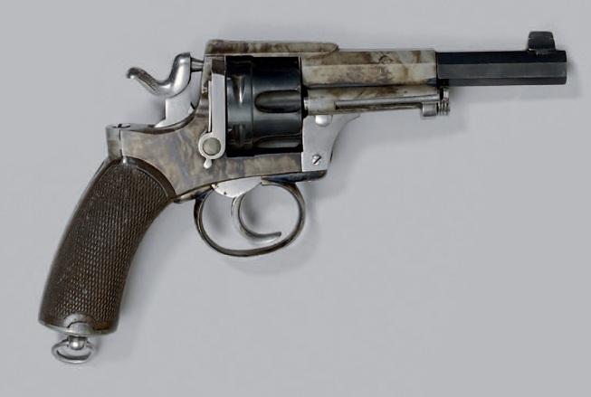 Revolver Maquaire Saint Etienne