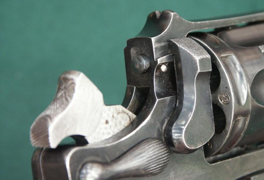Revolver 1889/90 de fabrication civile Belge (Liège)