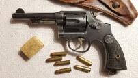 revolver Orbea 92 espagnol