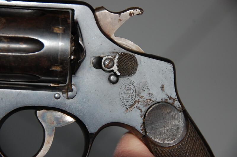Revolver 92 espagnol Arizmendi Zulaïca