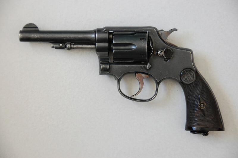 Revolver 92 espagnol Orbea Hermanos