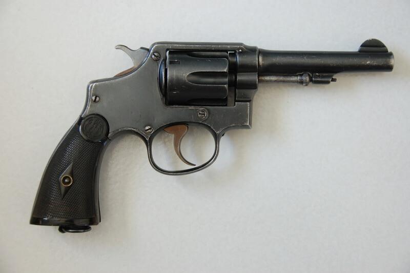 Revolver 92 espagnol Hermanos Orbea