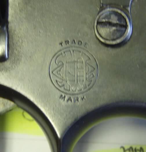 Logo TAC: Trocaola Aramzabal Y Cia Eibar (Espana)