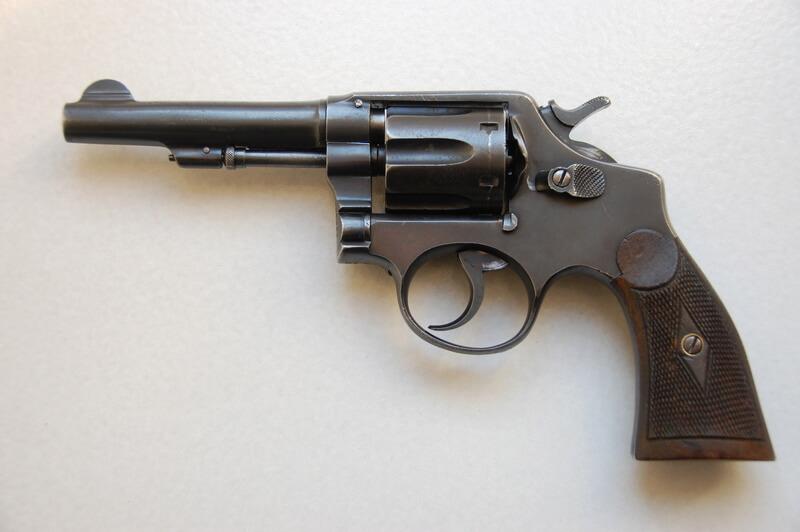 Revolver 92 espagnol Trocaola Aramzabal Y Cia Eibar (Espana)