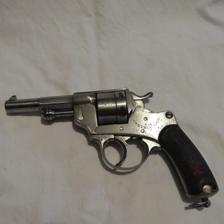 Revolver 1873 d'instruction X22