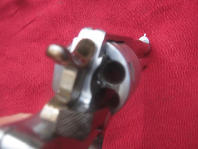 Revolver modèle 1873 utilisé par la police supplétive de Dakar