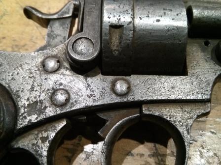revolver mle 1873 F3