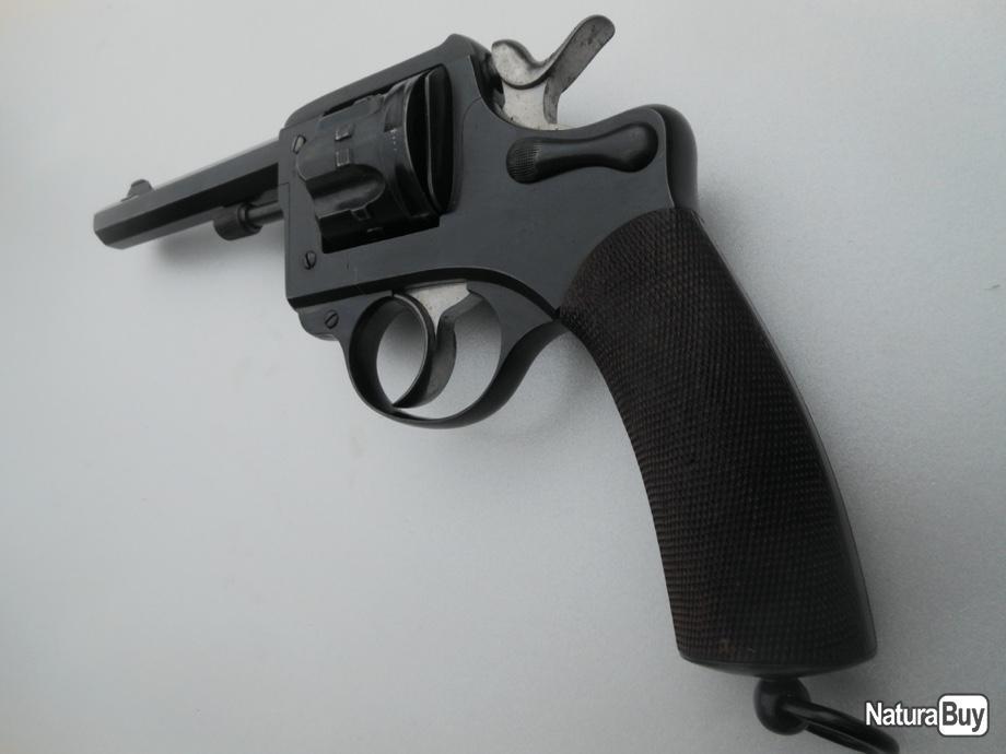 Revolver modèle 1892 civil Galand
