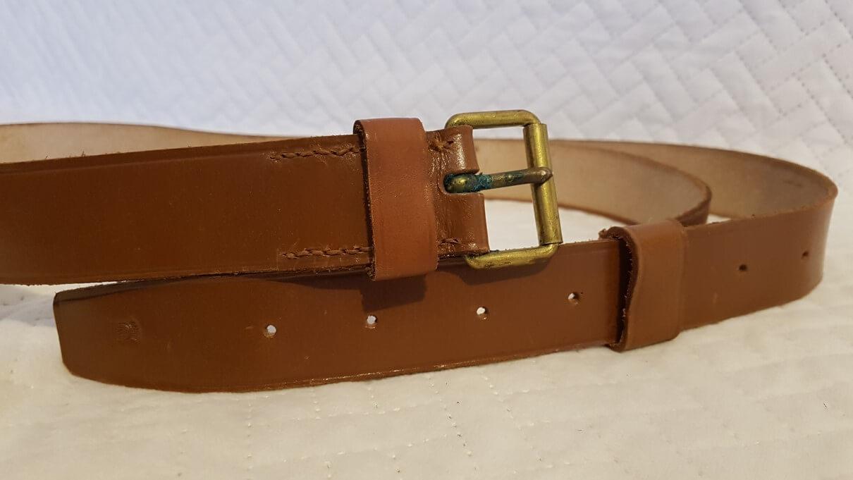 Courroie de ceinture ManuFrance