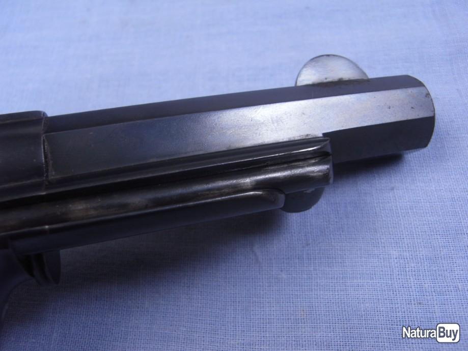 Revolver Galand de guerre 1872.