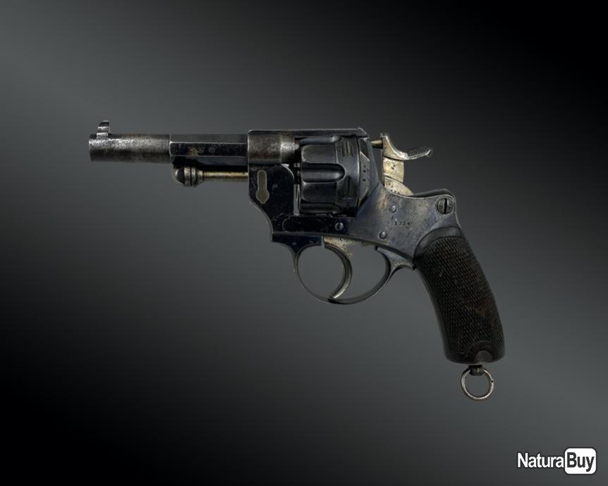 Revolver modèle 1874 de marine..