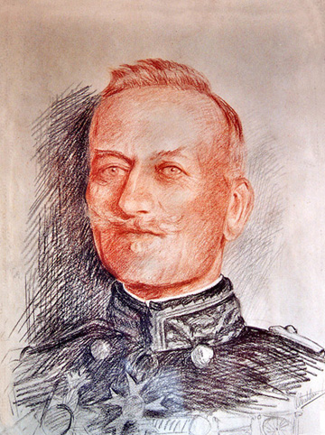 Le Général Marie Joseph Chatelain