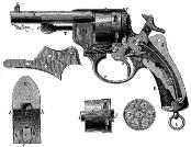 Revolver 1873, par Victor Rose