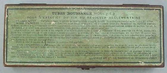 Système Roussange, boitier complet fermé