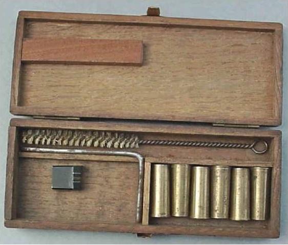 Système Roussange, boitier complet ouvert