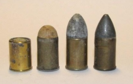 les différents modèles de cartouches 11mm73