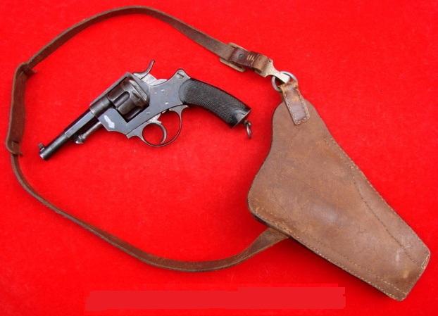 holster de poitrine pour revolver 1874