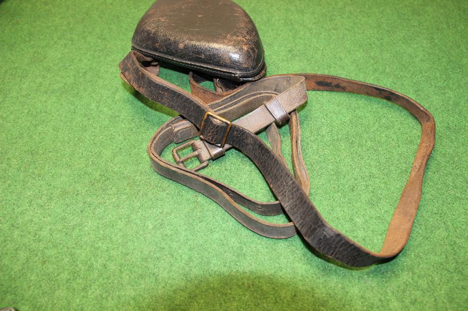 ceinture spécifique pour l'étui jambon