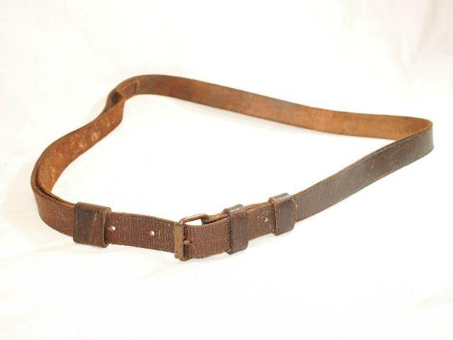 courroie de ceinture pour l'étui jambon en cuir fauvei