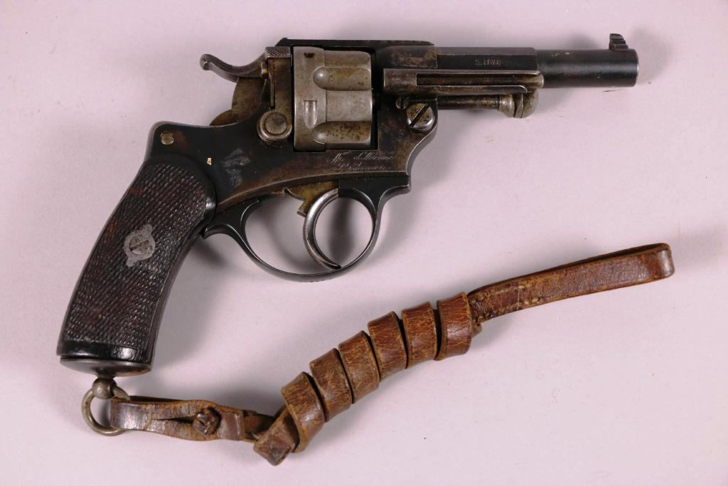 dragonne pour revolver modèle 1873-1874