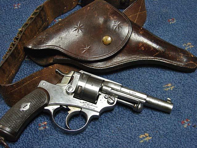 holster pour revolver 1873