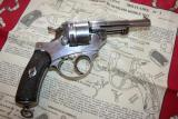 Mouchoir d'instruction militaire numéro 1 sur le revolver 1873