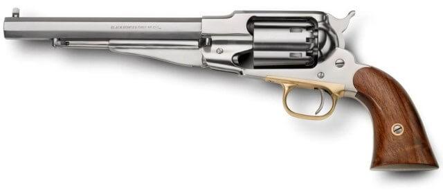 nettoyage remington 1858 inox