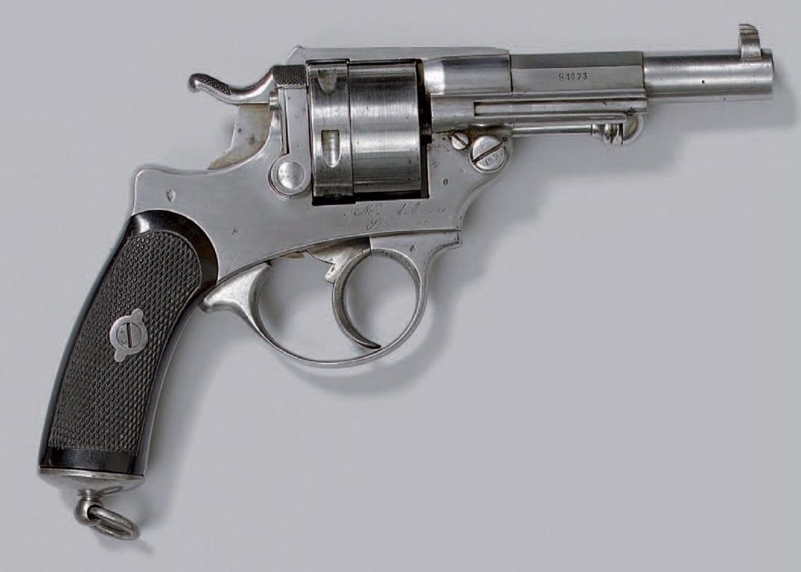 revolver 1873 premier type