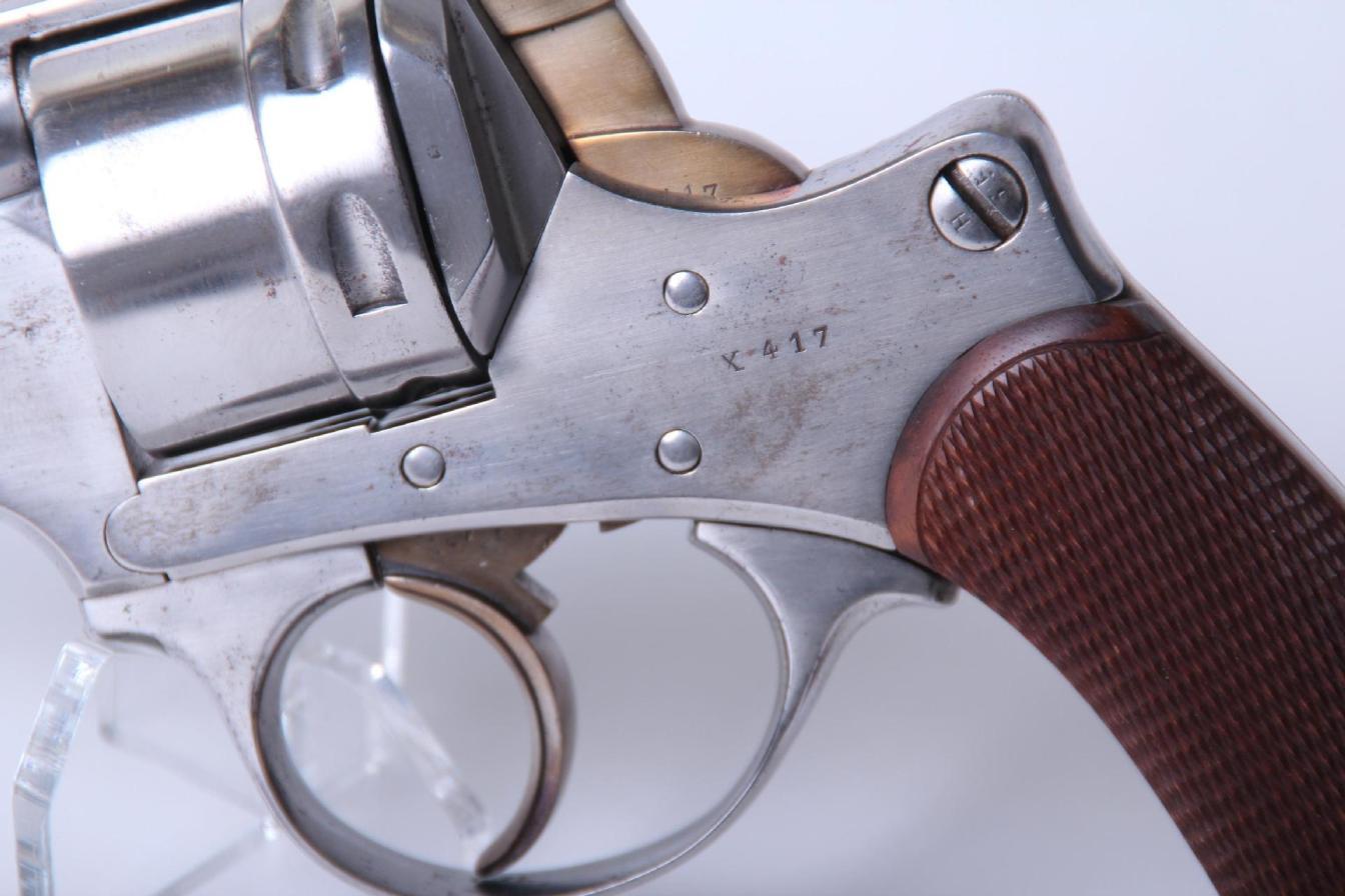 Revolver 1873 de la série X